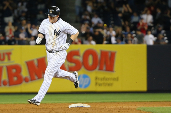 New York Yankees vs. Washington Nationals - 6/10/15 MLB Pick, Odds, and Prediction