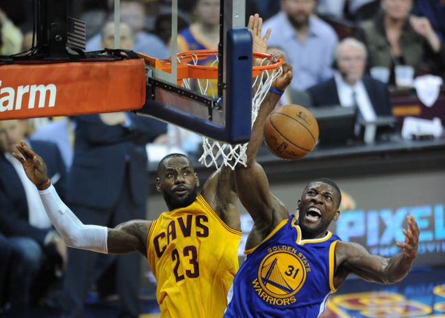 Cleveland Cavaliers vs. Golden State Warriors - 6/11/15 NBA Pick, Odds, and Prediction