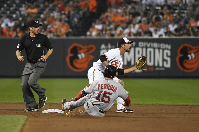 Orioles vs. Red Sox - 6/11/15 MLB Pick, Odds, and Prediction