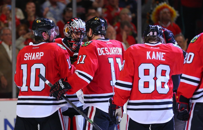 Chicago Blackhawks at Tampa Bay Lightning - 6/13/15 NHL Pick, Odds, and Prediction
