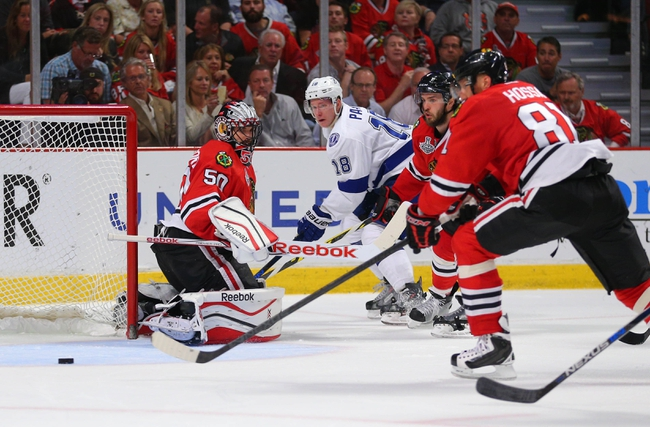 Tampa Bay Lightning vs. Chicago Blackhawks Game Five - 6/13/15 NHL Pick, Odds, and Prediction