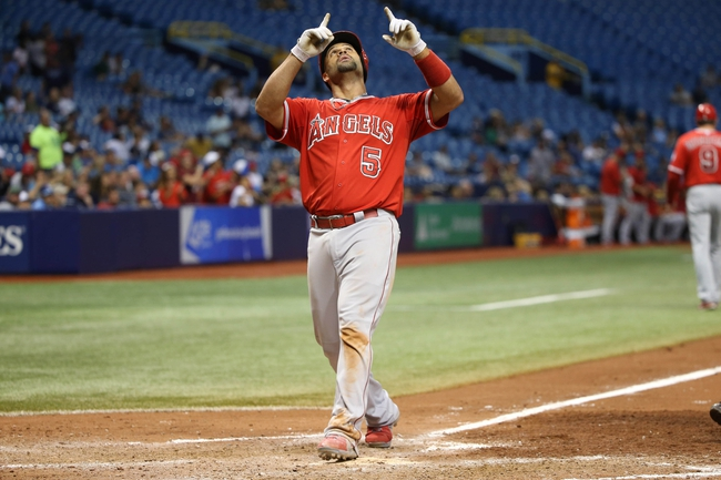 Los Angeles Angels vs. Tampa Bay Rays - 5/6/16 MLB Pick, Odds, and Prediction
