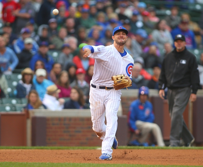 Chicago Cubs vs. Cleveland Indians - 6/16/15 MLB Pick, Odds, and Prediction