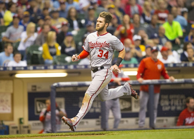 Brewers vs. Nationals - 6/14/15 MLB Pick, Odds, and Prediction