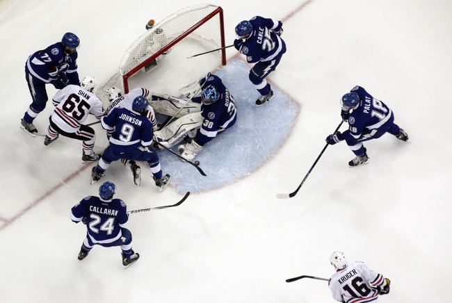 Chicago Blackhawks vs. Tampa Bay Lightning - 6/15/15 NHL Pick, Odds, and Prediction