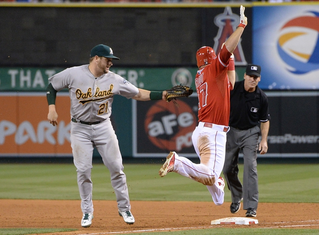 Los Angeles Angels vs. Oakland A's - 6/14/15 MLB Pick, Odds, and Prediction