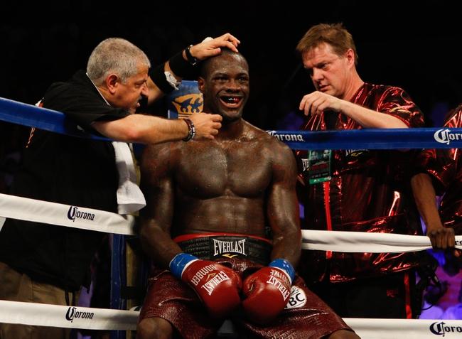 Johann Duhaupas vs. Deontay Wilder Boxing Preview, Pick, Odds, Prediction - 9/26/15