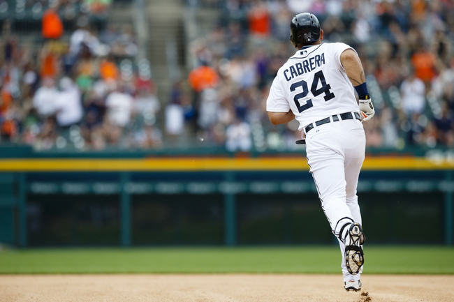 Detroit Tigers vs. Cincinnati Reds - 6/15/15 MLB Pick, Odds, and Prediction