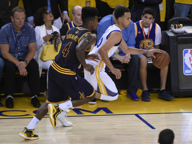 Warriors at Cavaliers - 6/16/15 Game Six Pick, Odds, and Prediction