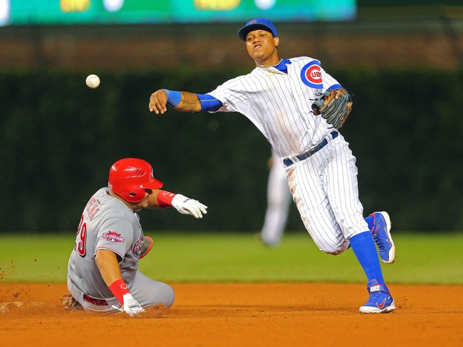 Cubs at Reds - 7/20/15 MLB Pick, Odds, and Prediction