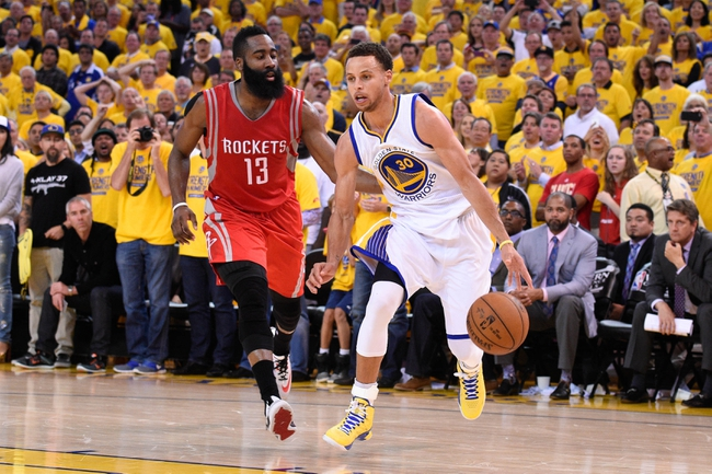 Warriors at Rockets - 12/31/15 NBA Pick, Odds, and Prediction
