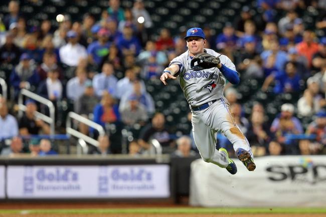 Mets vs. Blue Jays - 6/16/15 MLB Pick, Odds, and Prediction
