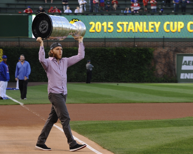 Cleveland Indians vs. Chicago Cubs - 6/17/15 MLB Pick, Odds, and Prediction
