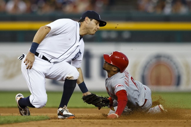 Cincinnati Reds vs. Detroit Tigers - 8/24/15 MLB Pick, Odds, and Prediction