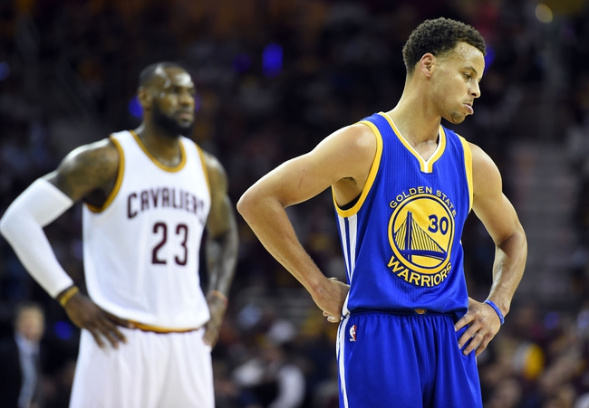 Cavaliers at Warriors - 12/25/15 NBA Pick, Odds, and Prediction