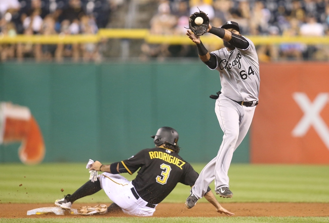 Chicago White Sox vs. Pittsburgh Pirates - 6/17/15 MLB Pick, Odds, and Prediction