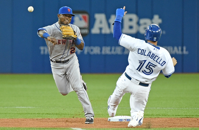 Blue Jays vs. Mets - 6/18/15 MLB Pick, Odds, and Prediction