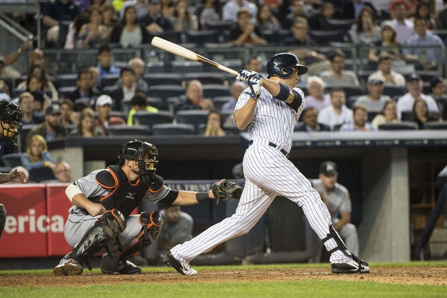Yankees vs. Marlins - 6/18/15 MLB Pick, Odds, and Prediction