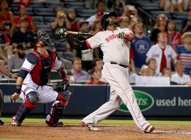 Atlanta Braves vs. Boston Red Sox - 6/18/15 MLB Pick, Odds, and Prediction