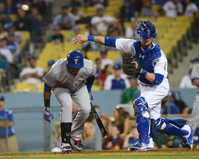 Los Angeles Dodgers vs. Texas Rangers - 6/18/15 MLB Pick, Odds, and Prediction