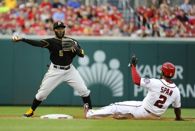 Nationals vs. Pirates - 6/20/15 MLB Pick, Odds, and Prediction