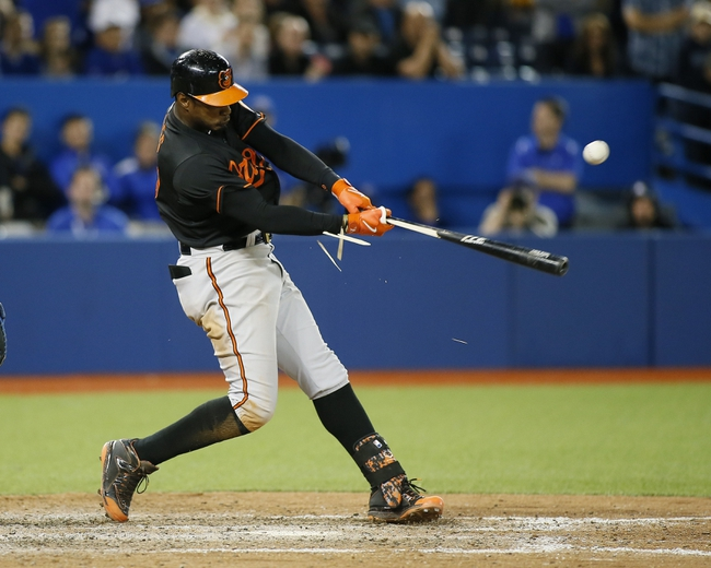 Toronto Blue Jays vs. Baltimore Orioles - 6/20/15 MLB Pick, Odds, and Prediction