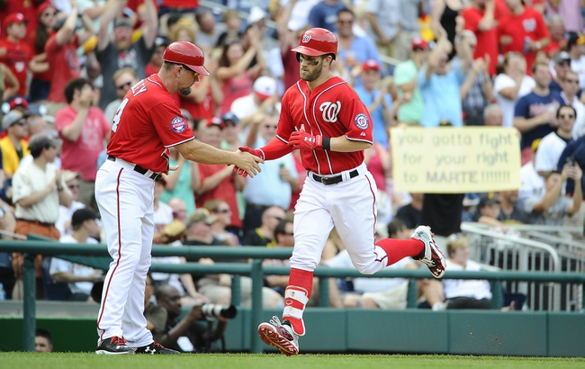 Nationals vs. Pirates - 6/21/15 MLB Pick, Odds, and Prediction