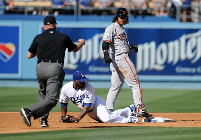 Los Angeles Dodgers vs. San Francisco Giants - 6/21/15 MLB Pick, Odds, and Prediction
