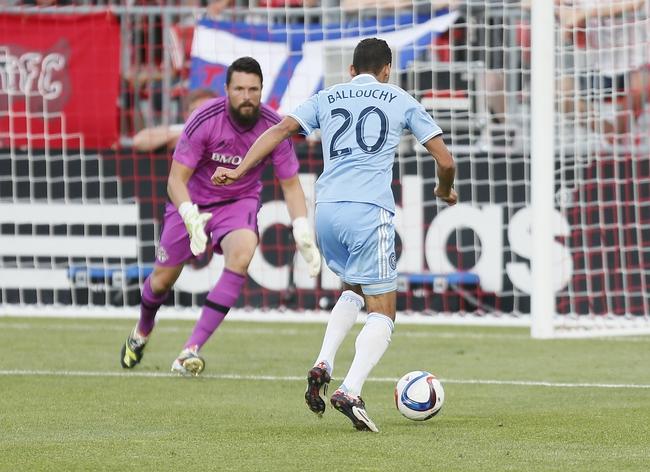 MLS Soccer: New York Red Bulls vs. New York City FC Pick, Odds, Prediction - 6/28/15