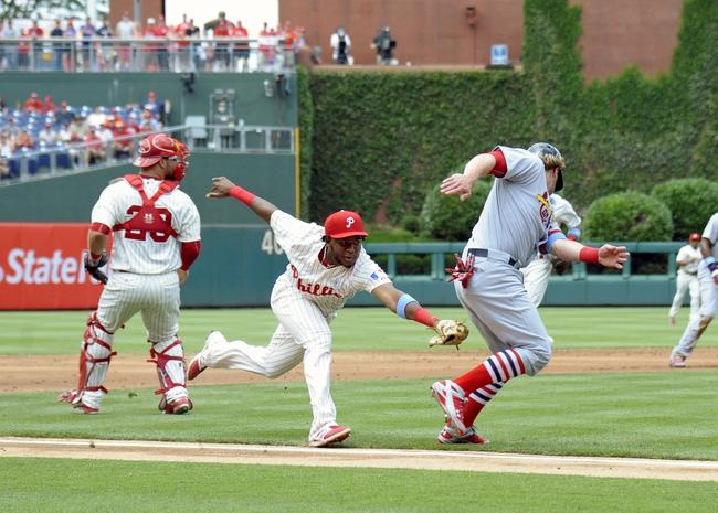 St. Louis Cardinals vs. Philadelphia Phillies - 5/2/16 MLB Pick, Odds, and Prediction