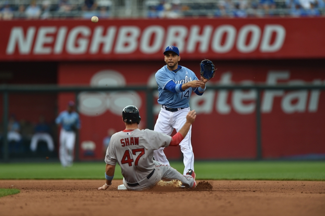 Red Sox vs. Royals - 8/20/15 MLB Pick, Odds, and Prediction