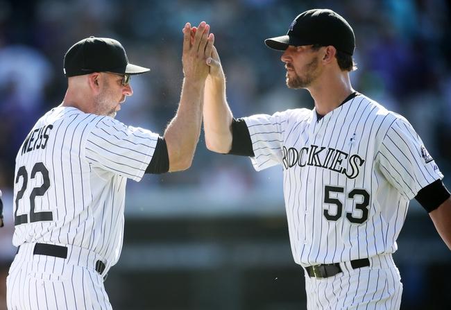 Milwaukee Brewers vs. Colorado Rockies - 8/23/16 MLB Pick, Odds, and Prediction