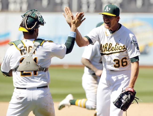 Athletics vs. Angels - 8/31/15 MLB Pick, Odds, and Prediction