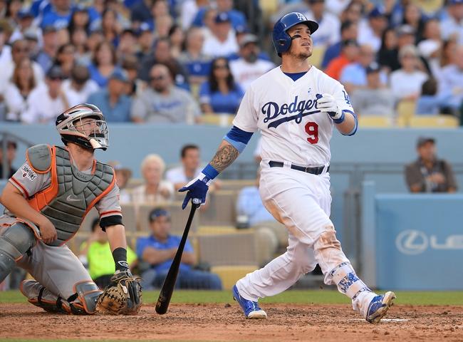 Los Angeles Dodgers vs. San Francisco Giants - 8/31/15 MLB Pick, Odds, and Prediction