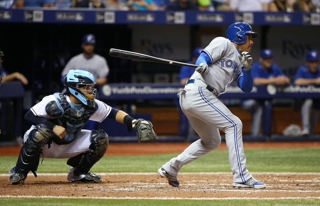 Tampa Bay Rays vs. Toronto Blue Jays - 6/23/15 MLB Pick, Odds, and Prediction