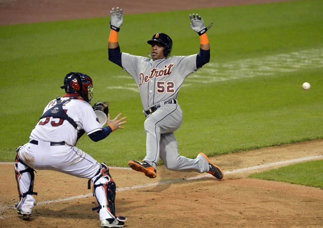Cleveland Indians vs. Detroit Tigers - 6/24/15 MLB Pick, Odds, and Prediction