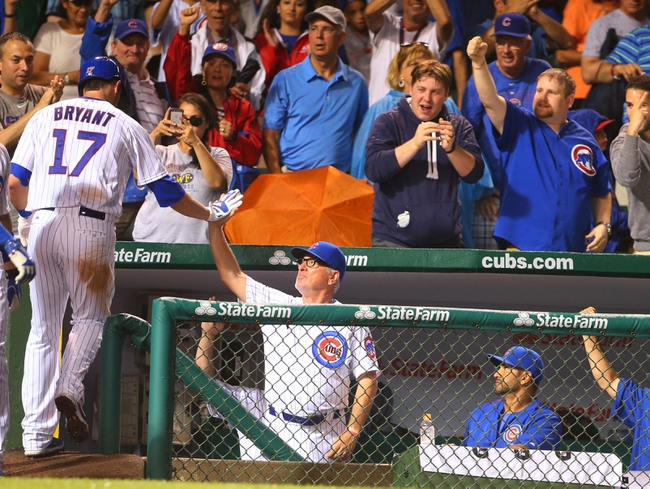 Chicago Cubs vs. Los Angeles Dodgers - 6/23/15 MLB Pick, Odds, and Prediction