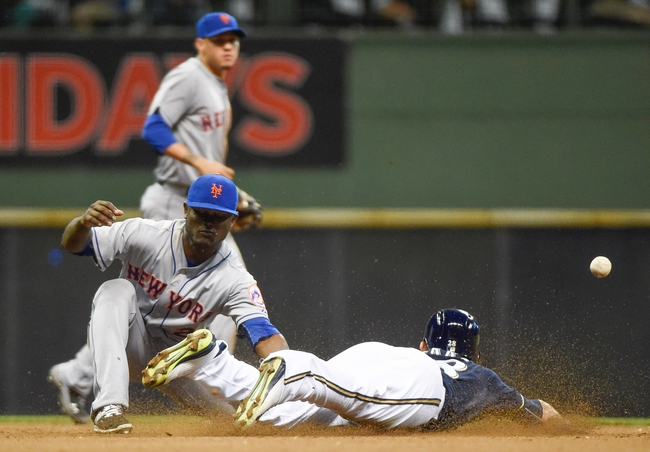 Milwaukee Brewers vs. New York Mets - 6/24/15 MLB Pick, Odds, and Prediction