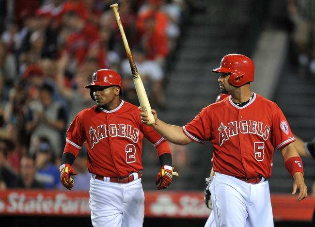 Los Angeles Angels vs. Houston Astros - 6/24/15 MLB Pick, Odds, and Prediction