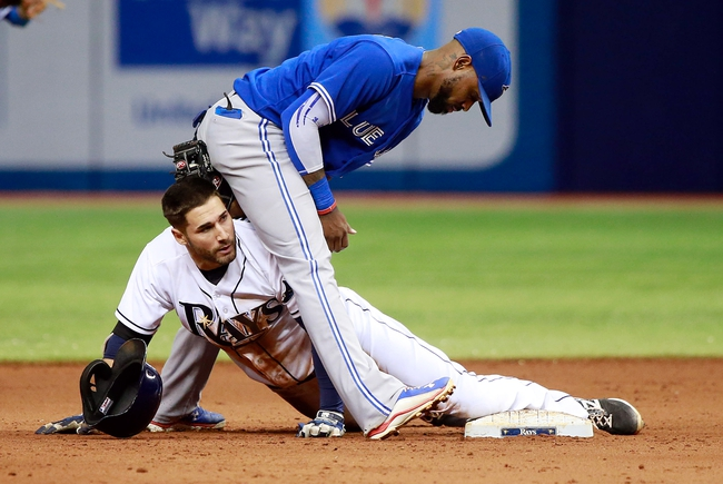Toronto Blue Jays vs. Tampa Bay Rays - 7/17/15 MLB Pick, Odds, and Prediction