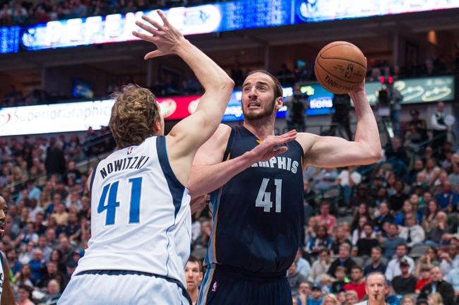 Memphis Grizzlies vs. Dallas Mavericks - 11/24/15 NBA Pick, Odds, and Prediction