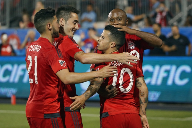 MLS Soccer: D.C. United vs. Toronto FC Pick, Odds, Prediction - 6/27/15
