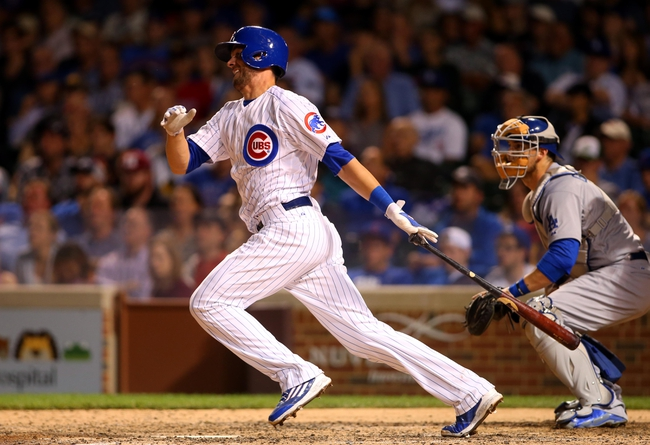 Chicago Cubs vs. Los Angeles Dodgers - 6/25/15 MLB Pick, Odds, and Prediction