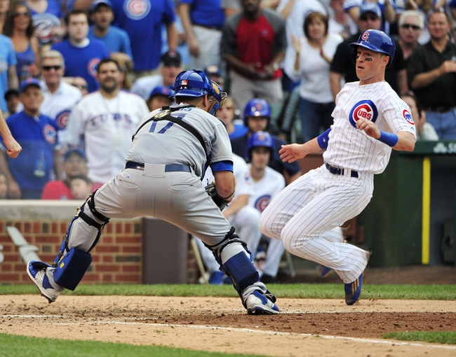 Los Angeles Dodgers vs. Chicago Cubs - 8/28/15 MLB Pick, Odds, and Prediction