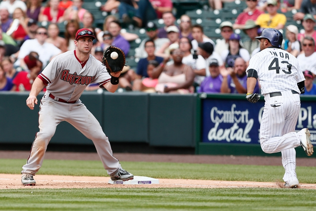Arizona Diamondbacks vs. Colorado Rockies - 7/2/15 MLB Pick, Odds, and Prediction