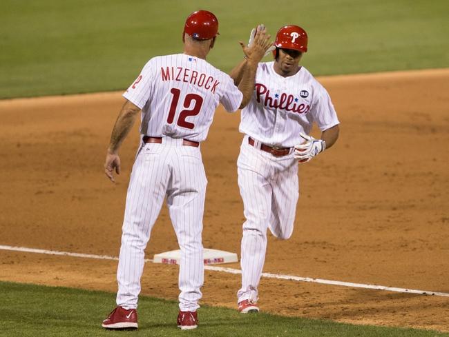Philadelphia Phillies vs. Washington Nationals Game One - 6/28/15 MLB Pick, Odds, and Prediction