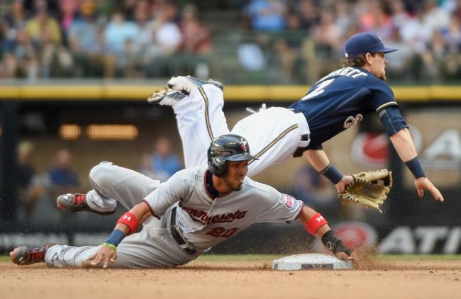 Milwaukee Brewers vs. Minnesota Twins - 6/28/15 MLB Pick, Odds, and Prediction