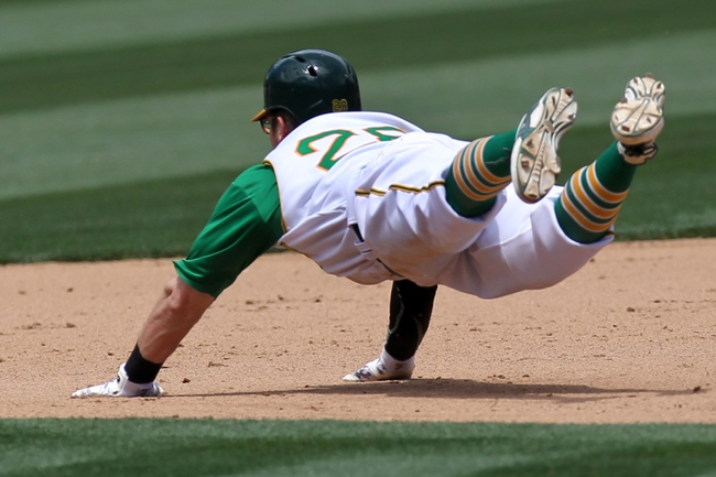 Oakland Athletics vs. Colorado Rockies - 6/29/15 MLB Pick, Odds, and Prediction