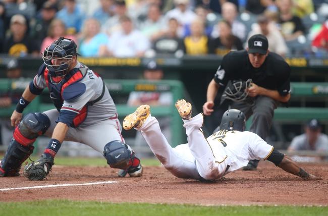 Pittsburgh Pirates vs. Atlanta Braves - 6/28/15 MLB Pick, Odds, and Prediction