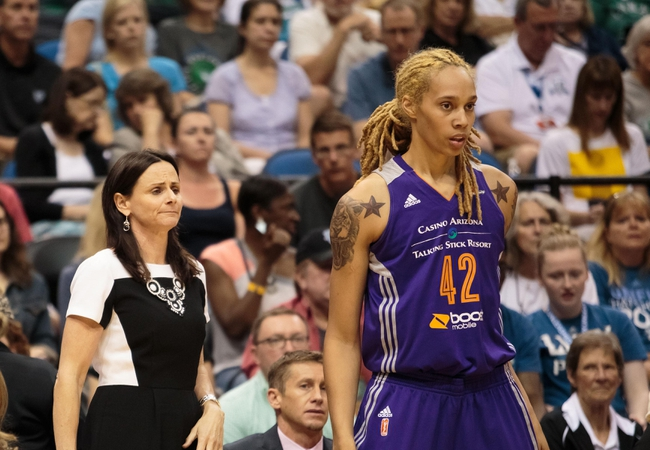 Seattle Storm vs. Phoenix Mercury - 9/15/16 WNBA Pick, Odds, and Prediction